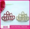 fashion rhinestone crown brooch
