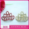 fashion rhinestone crown brooch