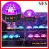led crystal magic ball stage lighting