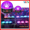 led crystal magic ball stage lighting