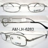 Metal AM-LH-6283 reading glasses