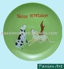 Art Ceramic Plate