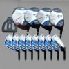 Cougar men's RH Ti Cat Oversize golf clubs full set