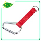 20mm width Red short strap with carabiner