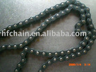Motorcycle chain set
