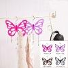 Butterfly Shape Plastic Scarf Hanger