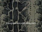 Embossed goat leather for case, Fashion embossed cow leather, Cow leather Snake texture, Embossed pig leather for shoes