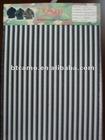 Polyester Viscose Stripe Fabric
