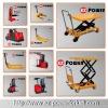 EZP hand scissor lift pallet truck