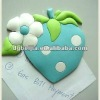 Fashionable Decoration Soft PVC Fridge Magnet BJK-F001