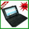 "High quality leather Case For 7"" Tablet PC with keyboard"