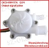 OKD-HW41FA Hall flow meter 1/4''-paypal accept