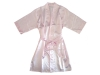 High Quality Customized Satin Women Bathrobe