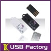 Modern design usb flash drive