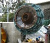 Tubular hydro (water) turbine generator