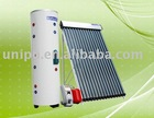split solar hot water system heaters