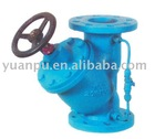 ACC Model Triple Duty Valve /Control Check Valve & Suction Diffuser