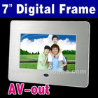 "New 7"" Digital Photo Picture Frame O-819"