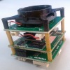 H.264 1080P ip cam module copmonents with FCC,CE,NVR,day and night vision,easy-used software