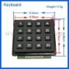 mobile phone portable keyboard