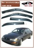 for TOYOTA COROLLA 1995-2000 rain guard