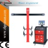 High accuracy 3D Four wheel alignment Garage Equipment