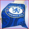 100% polyester soft chelsea polar fleece blanket, warm & comfortable