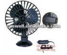 12V mini Car Fan with CE ROHS