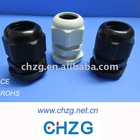 waterproof connector M24*1.5 white and black color