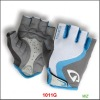 Short Finger Gel Padded Bike Glove
