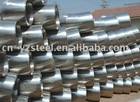JIS B2302 steel pipe threaded fittings,Butt Welded Tee