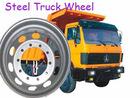 Steel Truck Steering Wheels 22.5*9.0