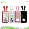 cute design silicone phone case