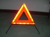 warning triangle with 4 legs