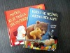 Casebound coloring children book printing service WT-CDB-079