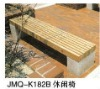 JMQ-K182B cheap wood chairs,wood plank chair,solid wood spectator chair