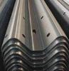 highway guardrail steel plate