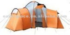 6 person personalized dome and tunnel camping tent
