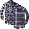 Fashionable casual shirt design collar long sleeve shirt for men 2013
