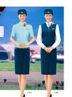 Airline Uniform Design For Hostess