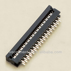 1.27x1.27mm IDC dip sockect,contact with 0.635mm flat cable and Dip to PCB