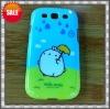 Cartoon design of phone case for 9300