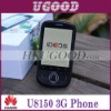 "Huawei Ideos U8150 2.8"" Touch Capacitive Screen Android 2.2 GPS GSM WCDMA Mobile Phone"