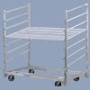 Aluminum Bread Rack Cart