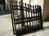 decorative wrought iron gates