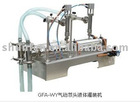 Small Semi-auto Piston Double-head Honey Filling Machine Double head