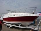 Fiberglass yacht&BOAT Trailer