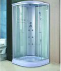 Europa shower cabinets 90x90cm 100x100cm with 6 hydromassage body jets ZY-1034A/B