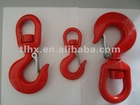 322A Alloy Steel Swivel Hook, forged lifting hook