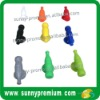 Shaped Silicone Glass Marker Sets